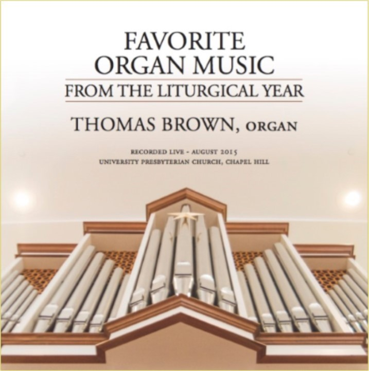 favorite-organ-music
