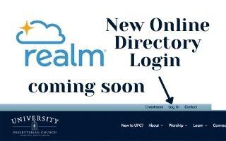 Online Directory Login Paused